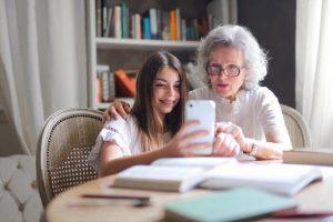 court order grandparents